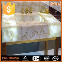 China manufacturer natural stone table top injection moulding