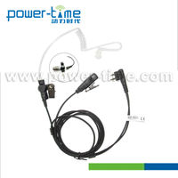 2 way communication acoustic tube for APX7000,XPR6300,XPR6350,XRP6550