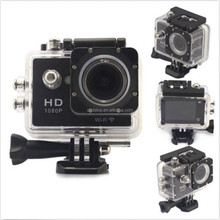 New Waterproof Action Camera Wifi sport camera 2.0 LED Sport Extreme Mini Cam Recorder