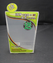 Forest-Essence Moisturiziing Cleanser Package Packing Solution PVC PET Box
