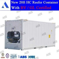 High quality new 20hc reefer container for sale