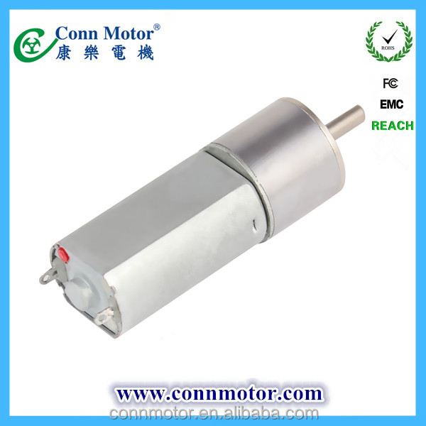 China supplier high quality small battery powered motor dc for Battery powered dc motor