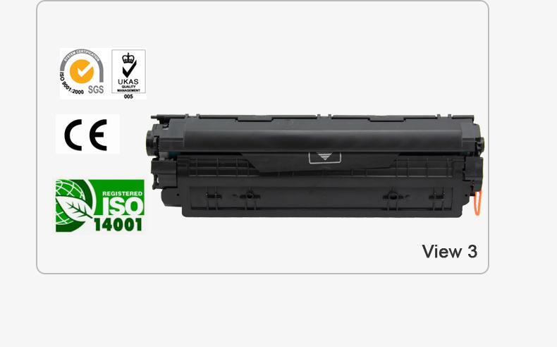 ce278a 1566 compatible pour hp cartouches de toner pour imprimantes