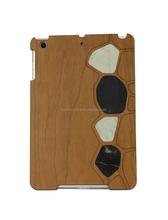 2015 for ipad mini 3 case, wood for ipad mini case