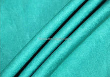 Wear-resisting half fabric half leather sofa