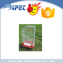 Ipet Wholesale Stainless Steel Bird Breeding Cage for Birds