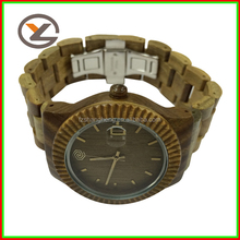 Good service and high quality wooden watch 2014 new style