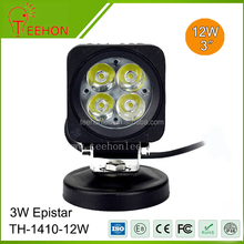 Hot selling 2.6 inch LED Work Light 12w LED spot flood driving light
