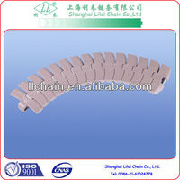 Heavy Side Plastic Turning Table Top Chain