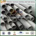 China por mayor fábrica de ASTM tp316L tubo hueco de acero inoxidable / tubo