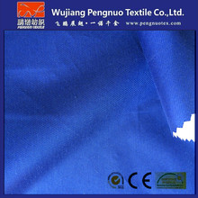T/C 55% polyester 45% cotton blend water proof twill fabric with breathable humidity vapour permeability