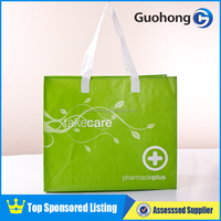 Eco-friendly PP Nonwoven Shopping Bags | Reusable Shopping Bag