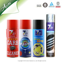 Aerosol Car Care Product