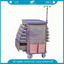 AG-MT011A1 ABS medical cart nurse