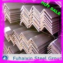 Hot Sale Hot Rolled Types Of Angle Iron