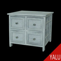 wood drawer chest H-13258