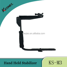 Kernel Quick-Flip Flash Bracket Mount Light Shoe Holder for DSLR Camera &Speedlight