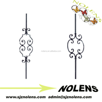 cast iron ornaments casting baluster window baluster for security