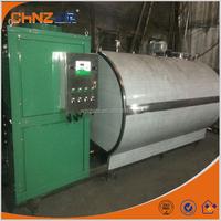 200L-30000L dairy refrigerated milk receiving tanks price