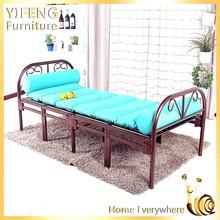 2015 modern whole metal single wall ikea folding bed