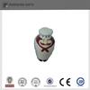 Hotsale ceramic chef toothpick holder