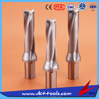 KSS-C20-D17.5-2D ----- CNC High Speed Indexable 2D Twist U Drill Bit