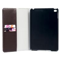Hand Cord Folio Book Case and Stand for iPad mini 4