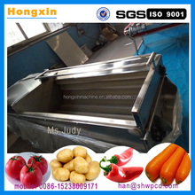 Hot sale industrial automatic potato peeling and washing machine ginger and carrots washing machine