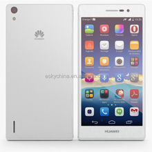 Huawei ascend P7 cell phones GSM/WCDMA/4G LTE 2G+16G 5.0 Inch FHD factory unlocked cell phones