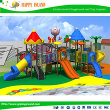 2015 Newly Customized Amusement Park Outdoor Playground For Sale Kids Outside Playground Equipment