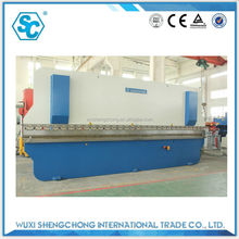 WC67Y 200T 6m Hydraulic bending machine for ceiling and wall panels manufacturing