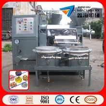 Automatic multifunctional cold & hot press cotton seed/sunflower seed/rapeseed oil press machine