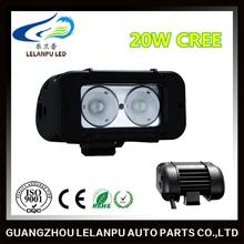 "LED head lamp bar IP68 4.7"" 20W led work light for automobile"