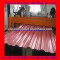0.7mm de aluminio de espesor de zinc para techos de hoja