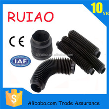 RUIAO high quality round plastic screw rod guide shield cover
