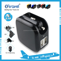2016 car and home charger universal Wall Travel Charger for iphone and smart phone
