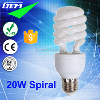 U Spiral Shapes China Factory Energy Saver Bulbs Prices With Reliable Quality