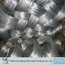 Hot Sales Galvanized Straight Wire GI Binding Wire Electro Hot-dipped Galvanized Wire Manufacturer