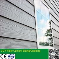 Wood hardie plank fiber cement siding
