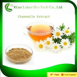 2015 New Product 100% Natural Chamomile Extract with 1.2% Apigenin HPLC, 4:1