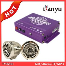Motorcycle code control jiangmen amplifier kit for motorcycle fm