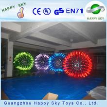 Grass walking ball/zorb balls/inflatable human hamster ball for sale