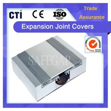 Extruded Aluminium Expansion Joint Between Concrete Floor Joint