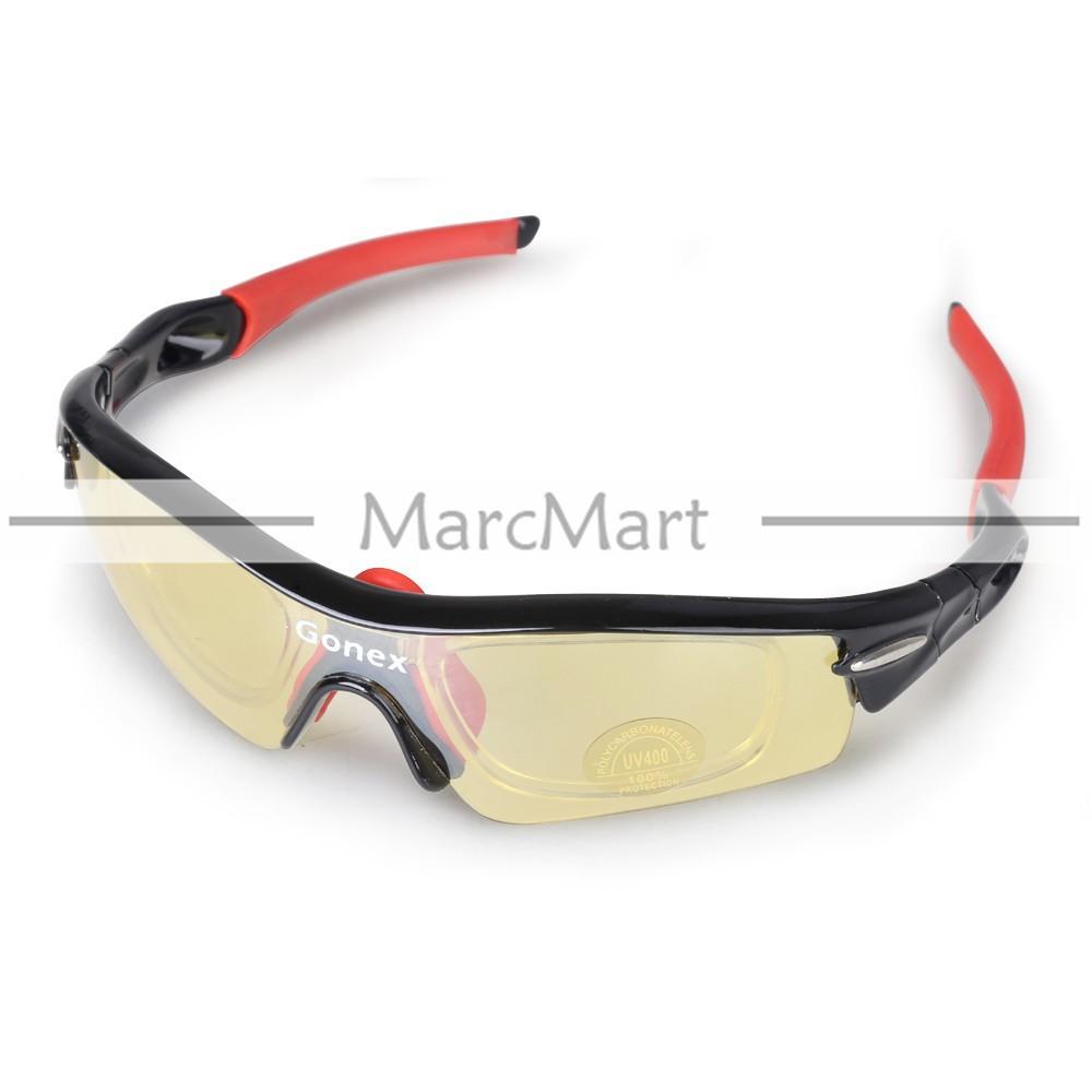 Gonex Google UV400 5 Gafas Ciclismo #HP550