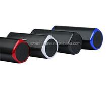 Wireless bluetooth Speaker with 4000mah power bank, Portable Bluetooth Stereo Speaker with 2 X 5W Speaker Enhanced Bass
