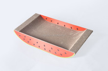 Golden supplier owned factory customized Colorful small Cat toy Cat scratcher H-W033