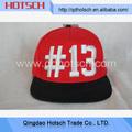 la chine des produits de haute qualité baseball snap back casquette plate