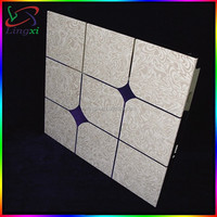Yiwu Linxi Trade 300*300mm Aluminum Ceiling Board, Ceiling, Ceiling designs for shops