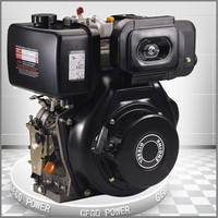 GEGO 170F single cylinder diesel engine with transistor magnet