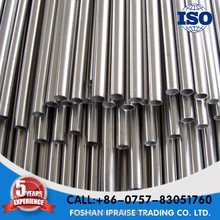 made in China 316l stainless steel tube with cold drawn method